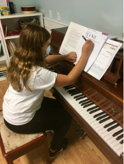 Private Piano Lessons Monmouth County